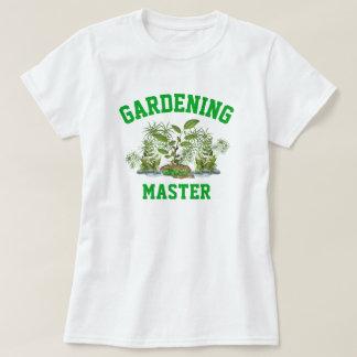 Gardening Master T-Shirt