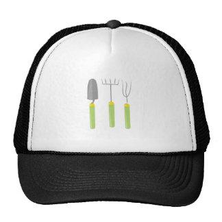 Gardening Tools Mesh Hat