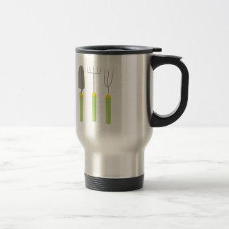 Gardening Tools Coffee Mugs