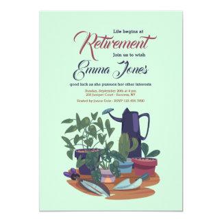 Gardening Workshop Invitation