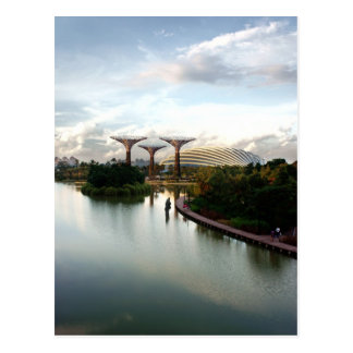 Gardens by the Bay, Singapore - Postcard