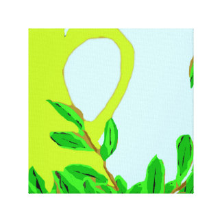 Gardens Gallery Wrapped Canvas