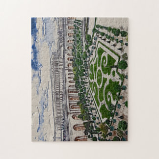 Gardens of Versailles Jigsaw Puzzle