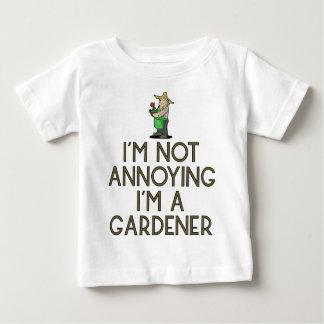 Gardner garden flowers Veggie plants tree farmer Baby T-Shirt
