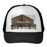 Gardner Hotel, Fargo ND Vintage 1910 Trucker Hats