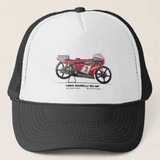 Garelli 50 GP - 1983 Eugenio Lazzarini Trucker Hat