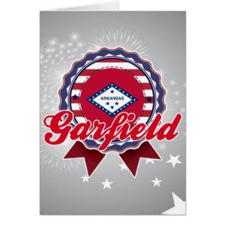 Garfield, AR Greeting Card
