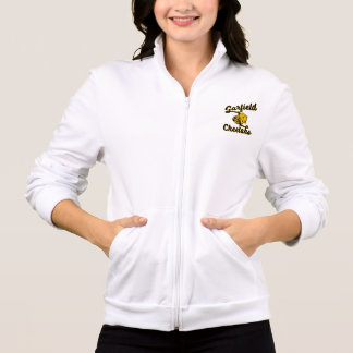Garfield Cheetahs Zip Fleece Jacket
