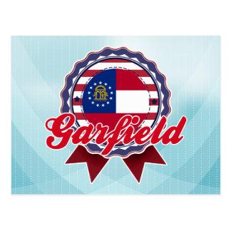 Garfield GA Post Card