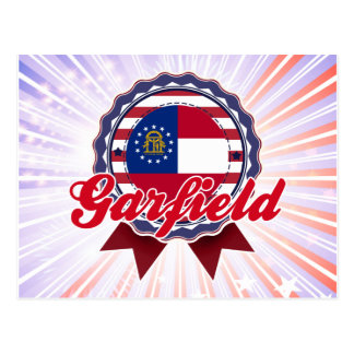 Garfield GA Post Cards