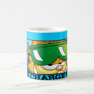 Garfield Logobox In Charge Mug