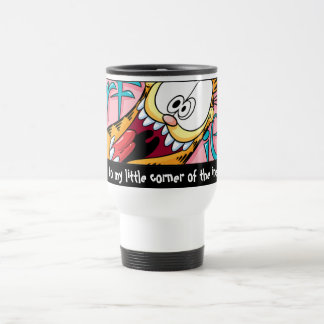 Garfield Logobox Little Corner Travel Mug