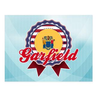 Garfield NJ Post Card