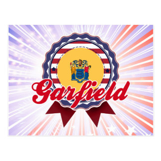 Garfield NJ Post Cards