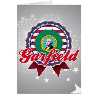 Garfield, WA Greeting Card