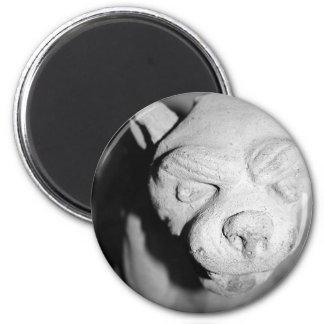 Gargoyle Closeup magnet
