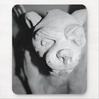 Gargoyle Closeup mousepad