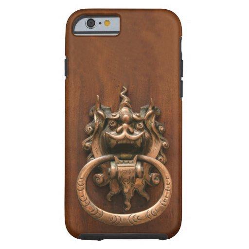 Gargoyle Knocker iPhone 6 Case