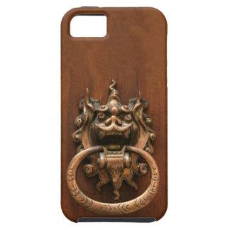 Gargoyle Knocker Tough iPhone 5 Case