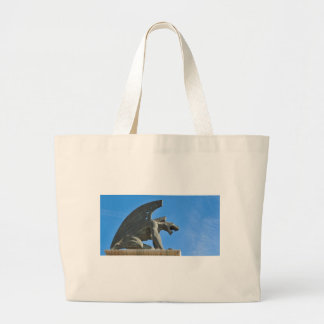 Gargoyle Large Tote Bag