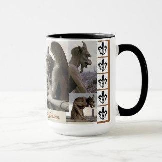 Gargoyles of Notre Dame Cathedral - Gargouilles Mug
