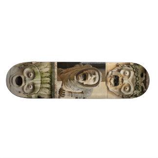 Gargoyles skateboard