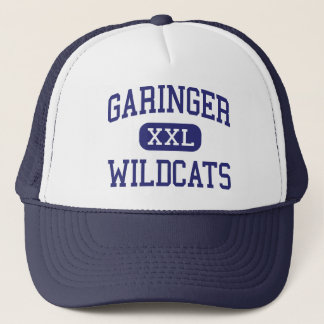 Garinger - Wildcats - High - Charlotte Trucker Hat