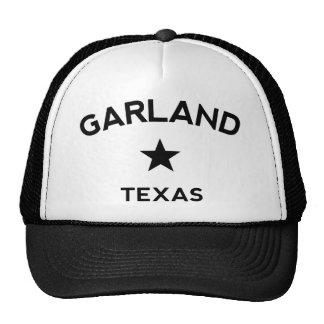 Garland Texas Trucker Cap