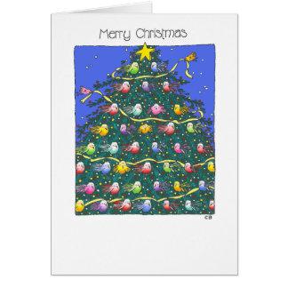 """Garlands"" Custom Christmas Card"