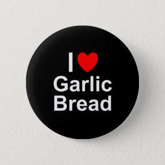 Garlic Bread 6 Cm Round Badge