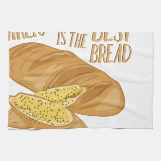 Garlic Bread Tea Towels