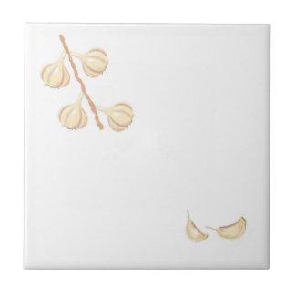 Garlic Flavour Ceramic Tile