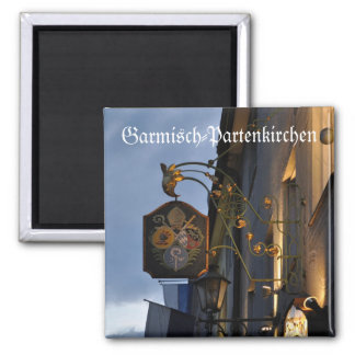 Garmisch Partenkirchen magnet
