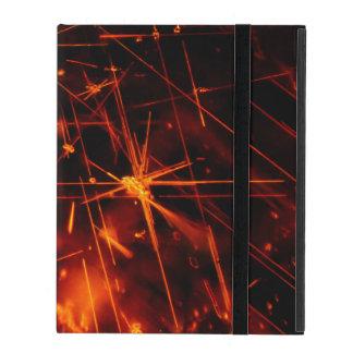 Garnet Galaxy iPad Cover