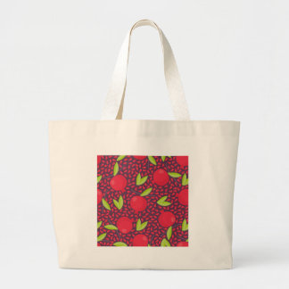 garnet large tote bag