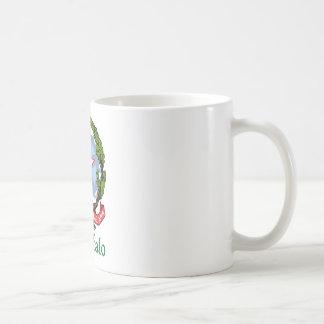 Garofalo Republic of Italy Coffee Mug