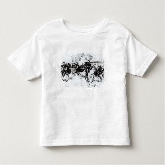 Garret brings in Billy the Kid, 1880 T Shirt