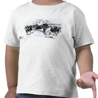 Garret brings in Billy the Kid 1880 Tee Shirts