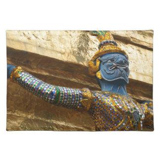 Garuda alone placemat