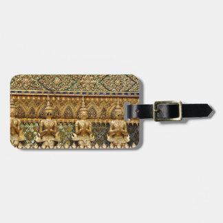 Garuda Luggage Tag