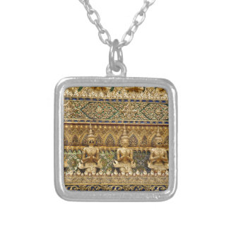 Garuda Silver Plated Necklace