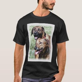Garvey and Kenya in Pastels T-Shirt