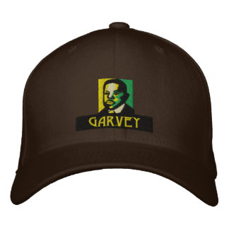 GARVEY-ITE EMBROIDERED HAT