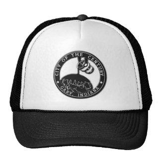 Gary, Indiana Seal Cap