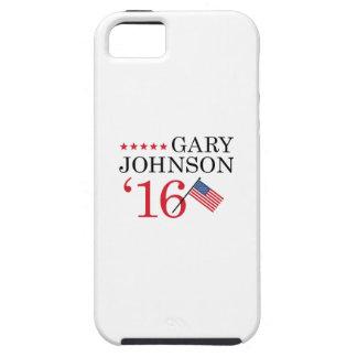 Gary Johnson 2016 iPhone 5 Cases