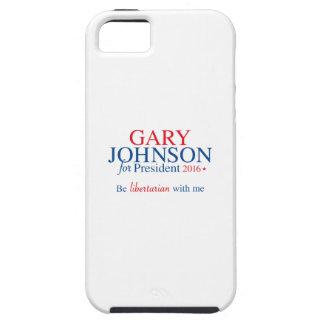 Gary Johnson 2016 Tough iPhone 5 Case