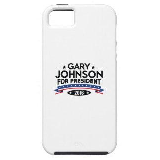 Gary Johnson For President Case For The iPhone 5