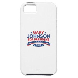 Gary Johnson For President iPhone 5 Case