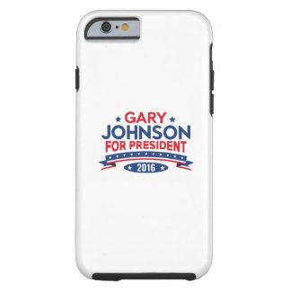 Gary Johnson For President Tough iPhone 6 Case