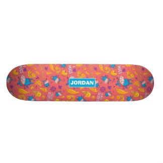 Gary - Pattern Skateboards
